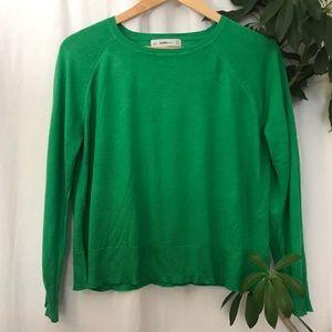 Zara knit top, ✌️for 20$ bundle item 👯♂️